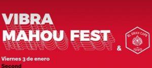 Vibra Mahou Fest en León