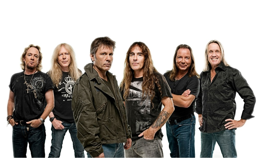 Concierto de Iron Maiden en Barcelona – 2022 – Entradas