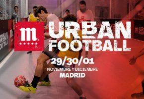 Mahou Urban Football 2019 - Horarios y actividades