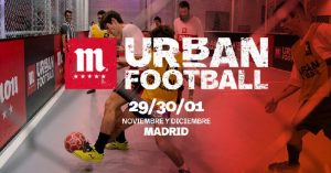 mahou urban football 2019