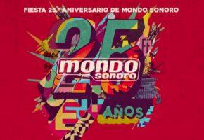 Mondo Sonoro celebra su 25º Aniversario con esta fiesta en La Riviera