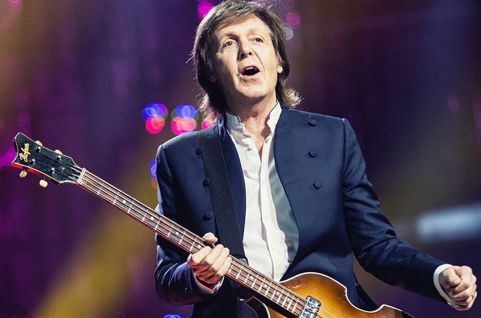 Concierto de Paul McCartney en Barcelona – 2020 – Entradas