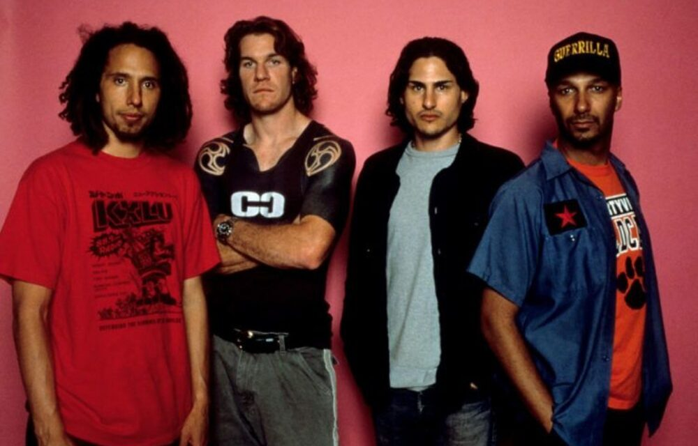 Conciertos de Rage Against The Machine en España – 2020 – Entradas