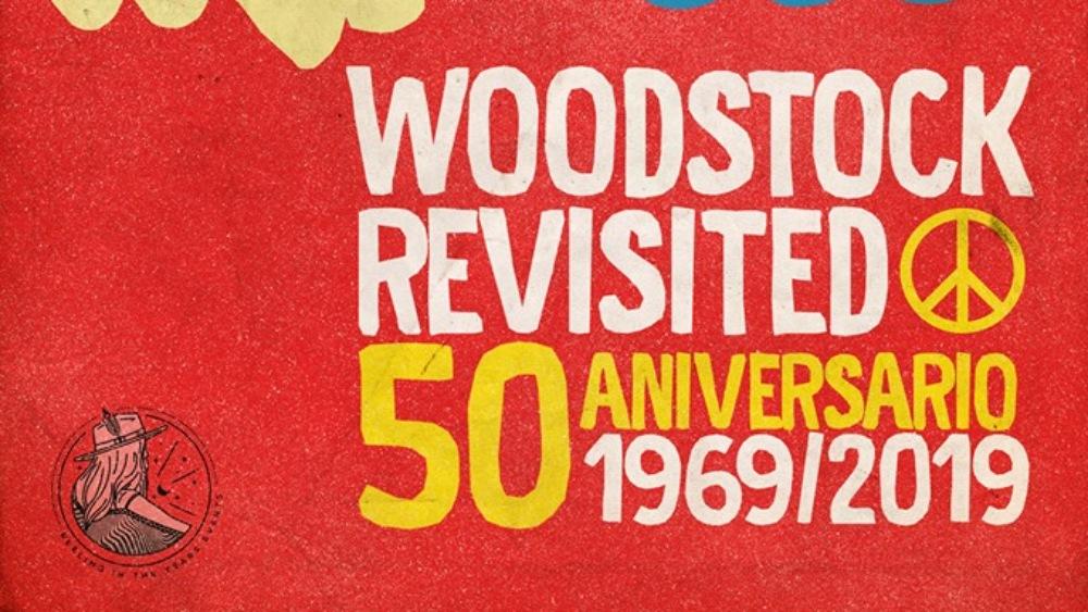 Concierto de Woodstock 50º Aniversario en Madrid – 2019 – Entradas