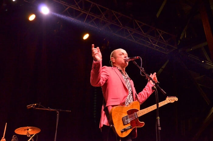 Hoodoo Gurus en el Purple Weekend