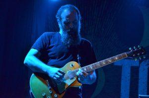Guitarrista de Toundra