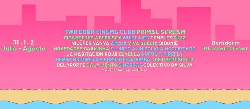 low festival 2020 cartel