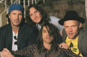 red hot chili peppers 2020