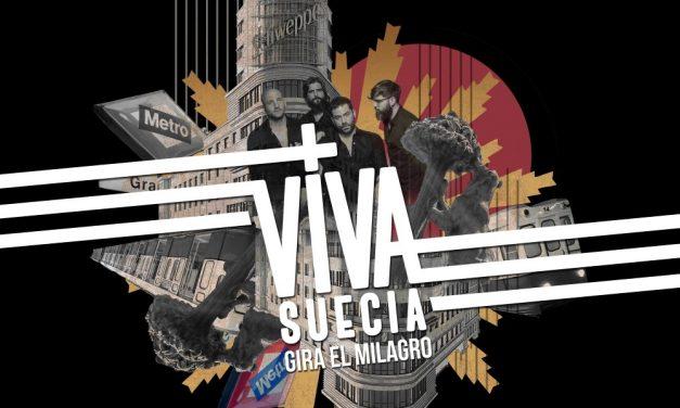 Concierto de Viva Suecia en Madrid (IFEMA) – 2020 – Entradas