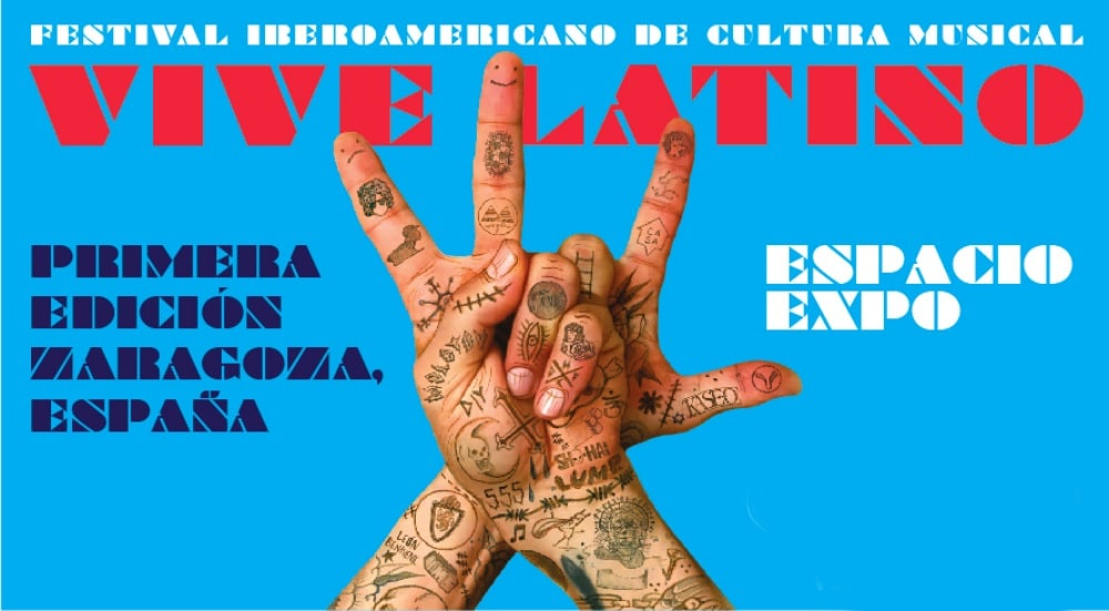 Vive Latino Zaragoza 2021 – Rumores, confirmaciones, cartel y entradas