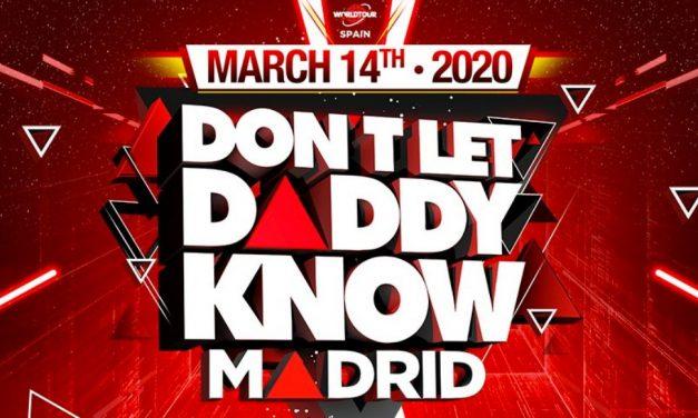 Don't Let Daddy Know Madrid 2020 – Confirmaciones, cartel y entradas