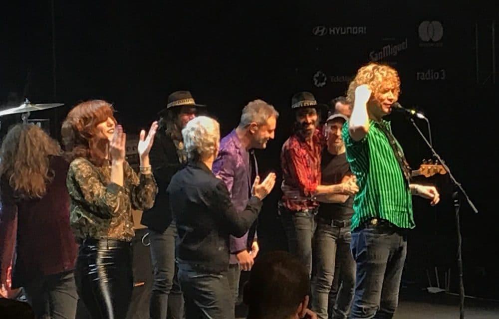 Los Zigarros en Madrid (Circo Price) – Crónica – Inverfest 2020
