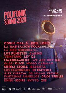 polifonik sound 2020 cartel