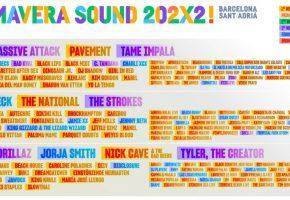 Así es el cartel de Primavera Sound 2022 - Análisis y artistas