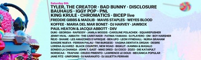 primavera sound 2020 sabado