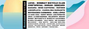 sansan festival 2020 cartel