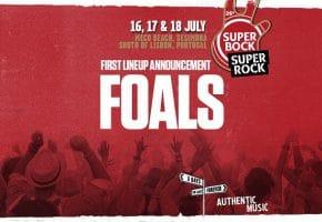 Super Bock Super Rock 2020 - Info, Cartel y Entradas