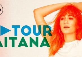 Conciertos de Aitana en España - Entradas ✚ Play Tour 2020