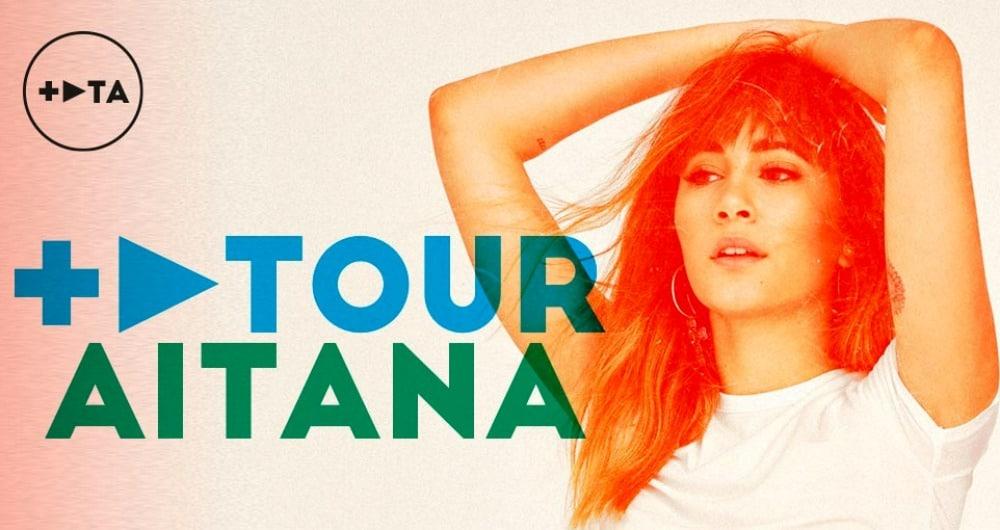 Conciertos de Aitana en España – Entradas ✚ Play Tour 2020