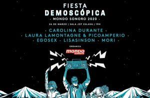 fiesta demoscopica 2020 cartel