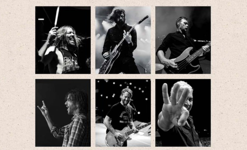 Foo Fighters en Valencia – 2021 – Entradas