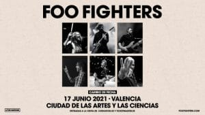 foo fighters valencia 2021