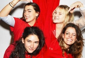 Hinds anuncian nuevo disco, The Prettiest Curse, y gira mundial