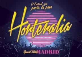 Horteralia 2020 - Confirmaciones, cartel y entradas