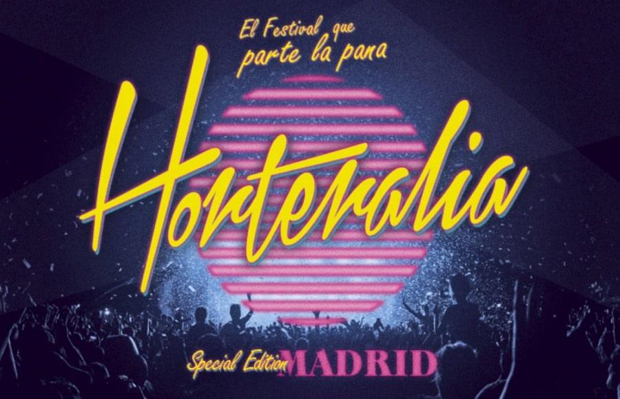 Horteralia 2020 – Confirmaciones, cartel y entradas