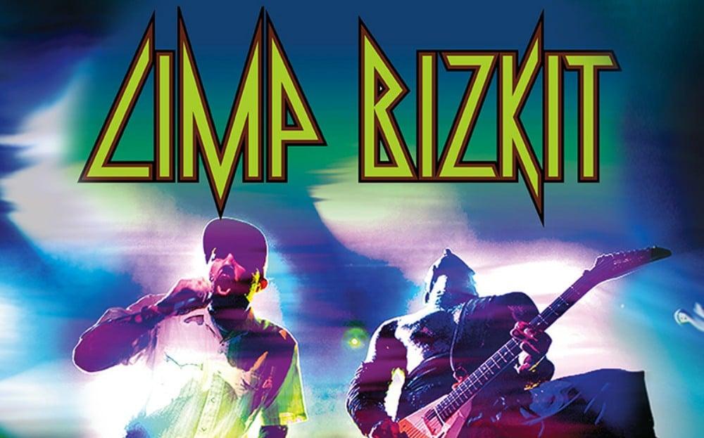 Concierto de Limp Bizkit en Madrid – 2021 – Entradas
