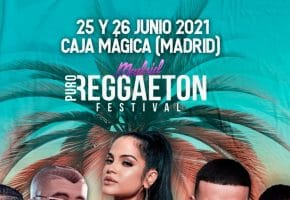 Madrid Puro Reggaeton Festival 2021 - Confirmaciones, cartel y entradas