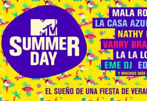 MTV Summer Day 2020 - Cartel y entradas