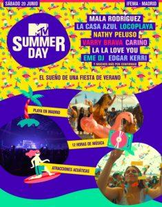 mtv summer day 2020 cartel