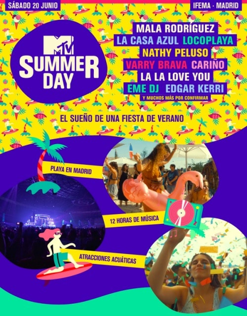 mtv summer day 2020 cartel