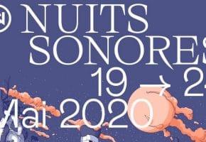 Nuits Sonores 2020 - Confirmaciones, cartel y entradas