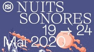 nuits sonores 2020