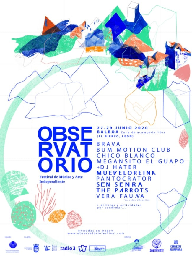 observatorio festival 2020 cartel