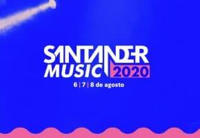 Santander Music 2020 - Confirmaciones, cartel y entradas