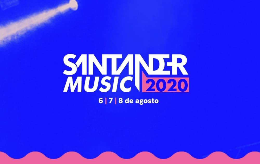 Santander Music 2020 – Confirmaciones, cartel y entradas