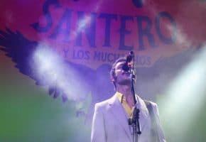 Santero y Los Muchachos en Madrid - Crónica - Inverfest 2020
