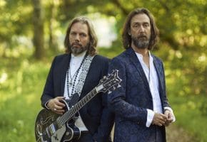 Conciertos de The Black Crowes en Madrid y Barcelona - 2021 - Entradas