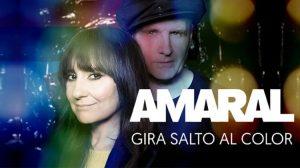 Amaral concierto en Zaragoza 2020