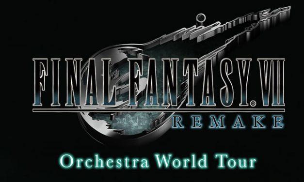 Final Fantasy VII Remake Orchestra Barcelona 2020 – Entradas