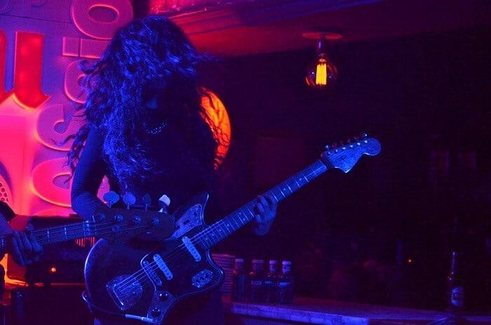 Guitarra de Agoraphobia