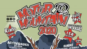 Motor Mountain en Riaño 2020