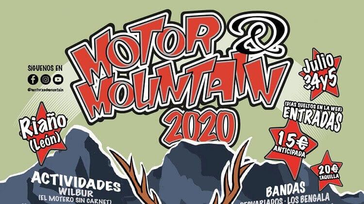 Motor & Mountain Fest 2020 Riaño – Info y Entradas