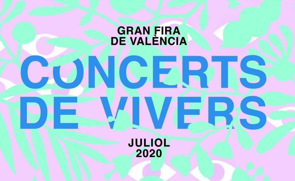 Concerts de Vivers 2020 – Conciertos, cartel y entradas