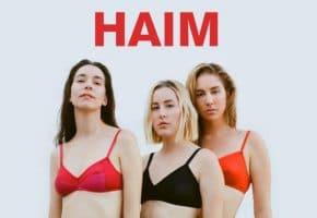 HAIM en Barcelona (Razzmatazz) - 2021 - Entradas
