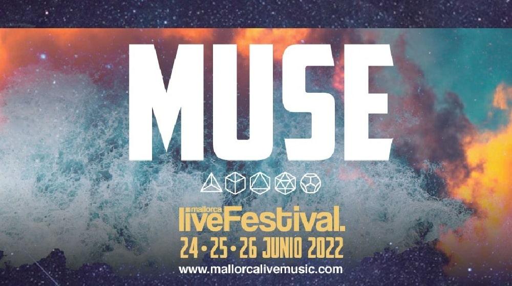 Mallorca Live Festival 2022 – Conciertos, cartel y entradas