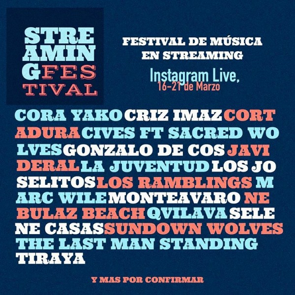 streaming festival cartel